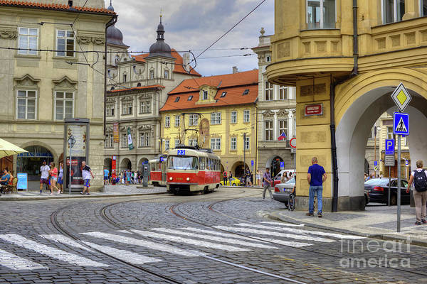 Praha Wall Art - Photograph - Prague  by Juli Scalzi