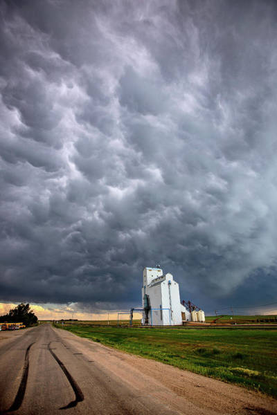 Wall Art - Photograph - Prairie Storm  by Mark Duffy