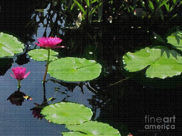 Photograph - Pretty In Pink by Kathie Chicoine