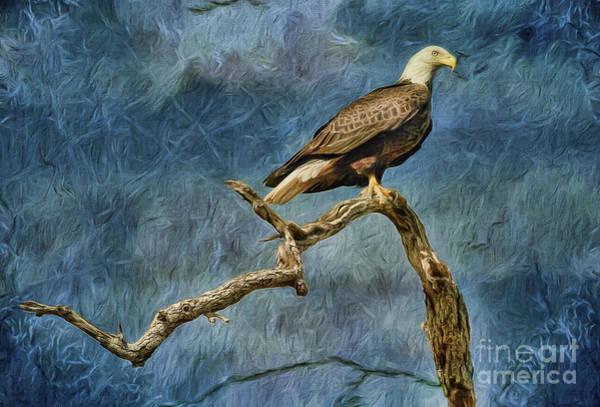 Painting - Pride Strength And Courage by Deborah Benoit