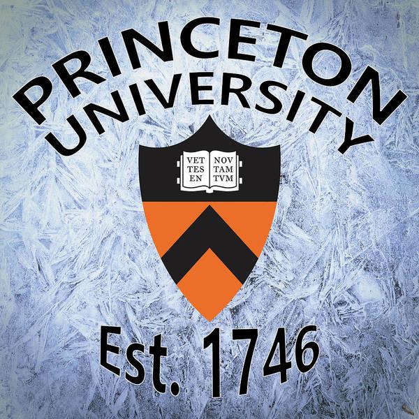 Digital Art - Princeton University Est. 1746 by Movie Poster Prints