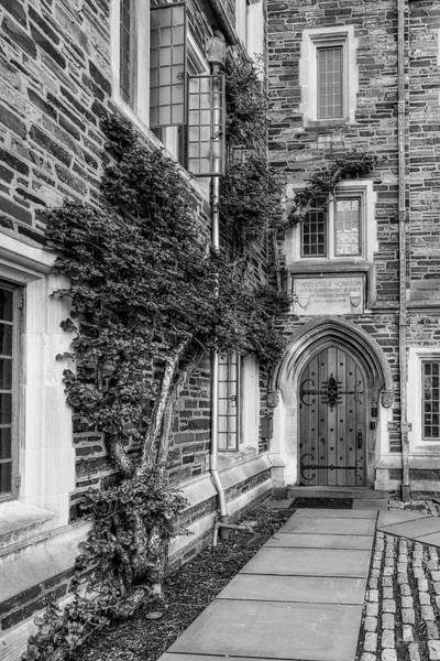 Photograph - Princeton University Foulke Hall II by Susan Candelario