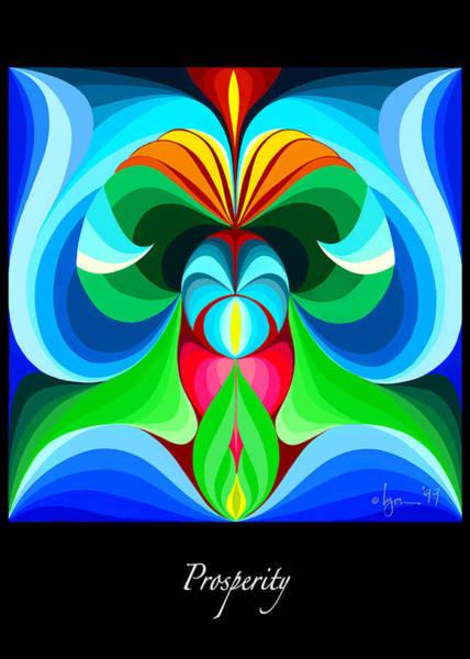 Painting - Prosperity by Angela Treat Lyon