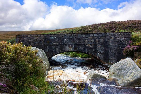 County Dublin Photograph - Ps I Love You Bridge In Ireland by Semmick Photo