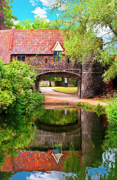 Photograph - Pull's Ferry by Meirion Matthias
