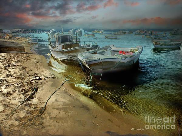 Punta Umbria Art Print