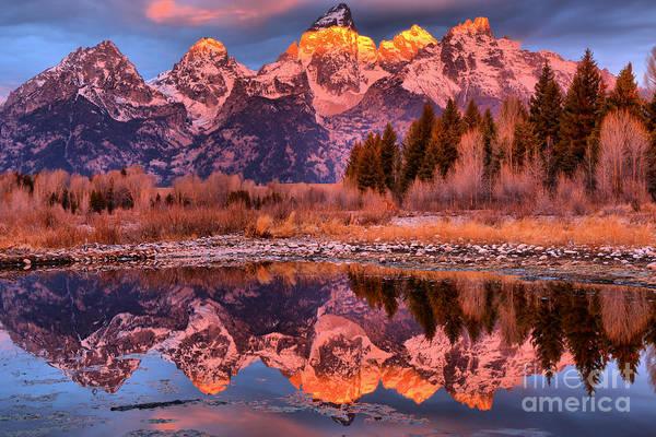 Photograph - Purple Mountain Majesty by Adam Jewell