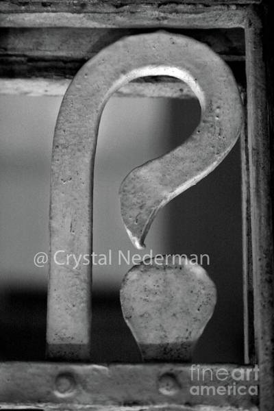 Photograph - R-2 by Crystal Nederman