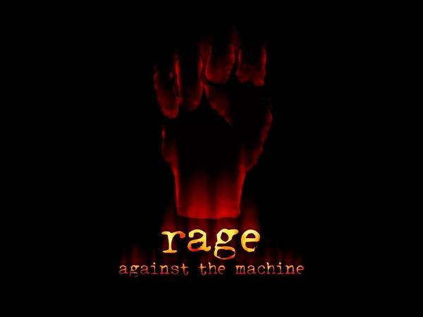 Wall Art - Digital Art - Rage Against The Machine by Mery Moon