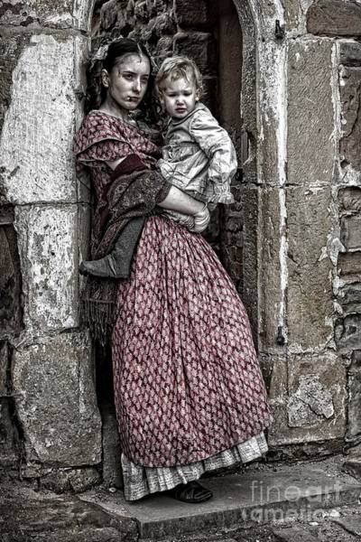 Photograph - Ragged Victorians by David Birchall