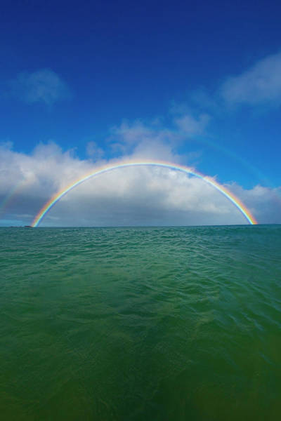 Wall Art - Photograph - Rainbow Bridge by Sean Davey
