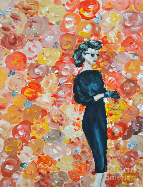 Painting - Ready To Love by Maria Langgle