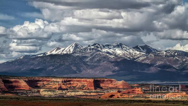 Photograph - Red Cliffs Of Utah by Jim Garrison