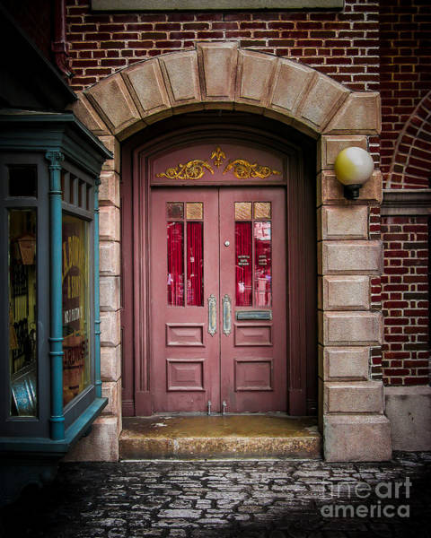 Wall Art - Photograph - Red Doors by Perry Webster