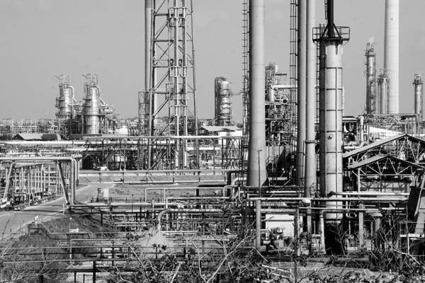 Photograph - Refinery On Curacao by For Ninety One Days
