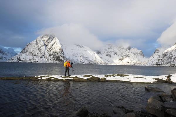 Photograph - Reine, Lofoten 9 by Dubi Roman