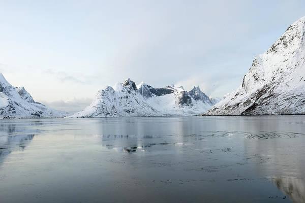 Photograph - Reine, Lofoten 11 by Dubi Roman
