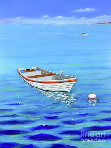 Painting - Relax by Mary Scott