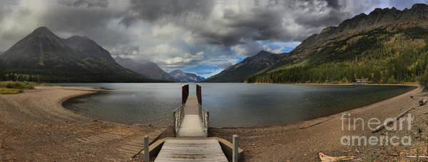 Photograph - Remote Glacier Montana by Adam Jewell