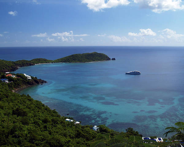 Photograph - Rendezvous Bay 2 by Pauline Walsh Jacobson