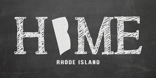 Mixed Media - Ri Home by Nancy Ingersoll