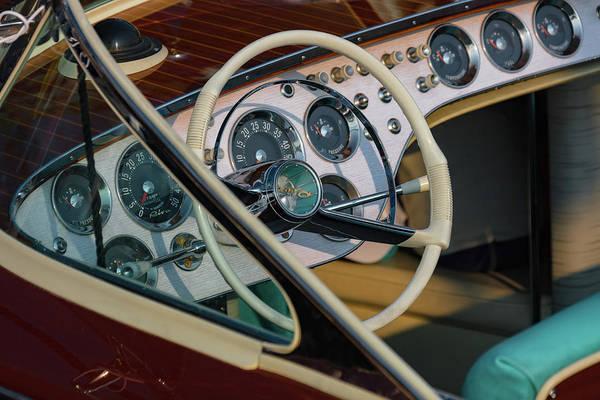 Photograph - Riva Classic by Steven Lapkin