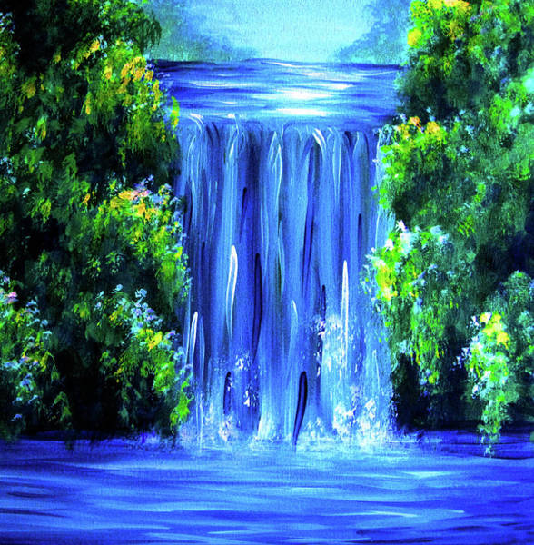 Painting - River Of Life by Karen Showell