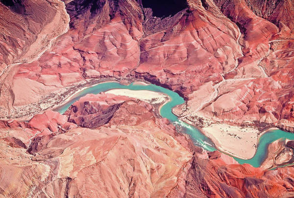 Photograph - Colorado River View by William T Templeton