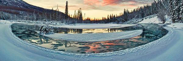 Photograph - Rivers Bend by Ed Boudreau