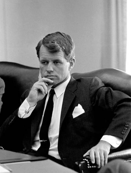 Robert Kennedy Photo Art Print