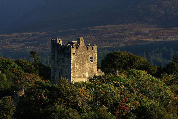 Photograph - Ross Castle, Killarney National Park by Aidan Moran