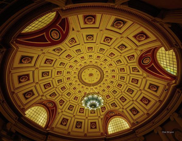 Photograph - Rotunda  by Tim Bryan