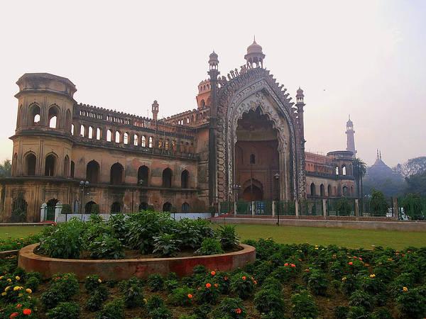 Photograph - Rumi Gate by Atullya N Srivastava