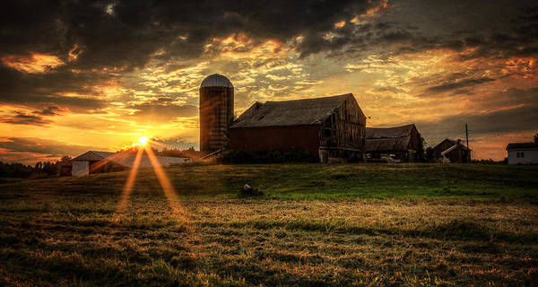 Wall Art - Photograph - Rural America by Everet Regal