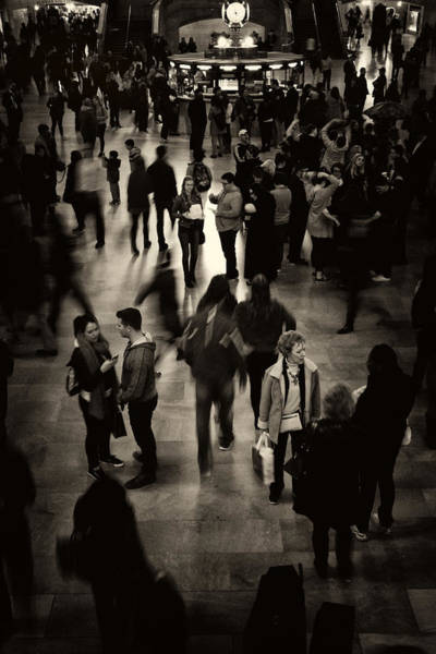 Photograph - Rush Hour by Jessica Jenney