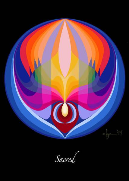 Painting - Sacred by Angela Treat Lyon