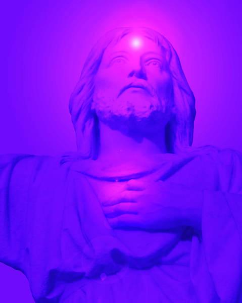 Sacred Heart Church Mixed Media - Sacred Heart No. 02 by Ramon Labusch