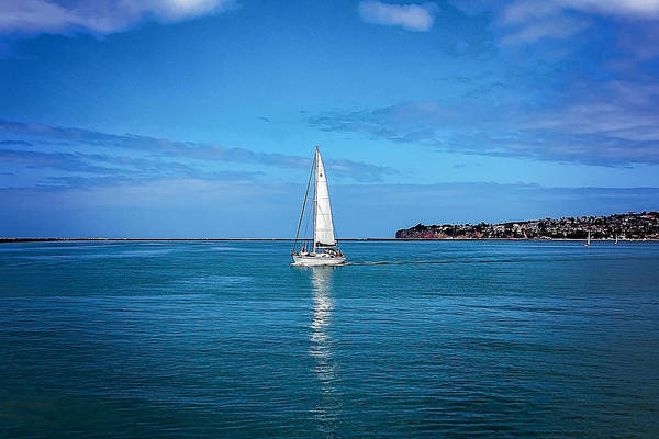 Photograph - Sailboat by Jody Lane
