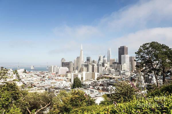 Photograph - San Francisco Skyline.  by Didier Marti