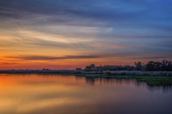 San Joaquin Clouds At Sunrise Art Print