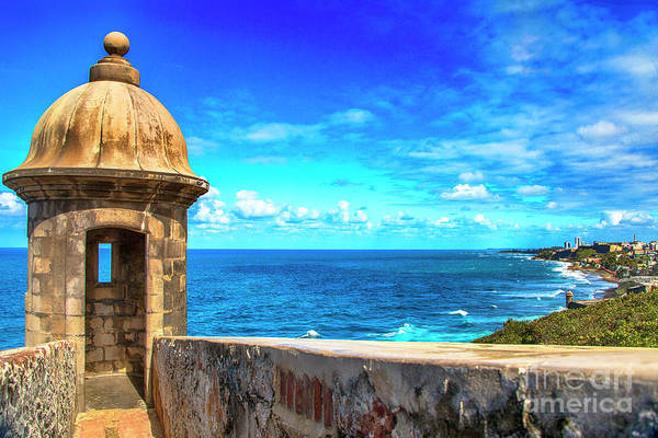 Sentry Box Photograph - San Juan Paradise by Kasia Bitner