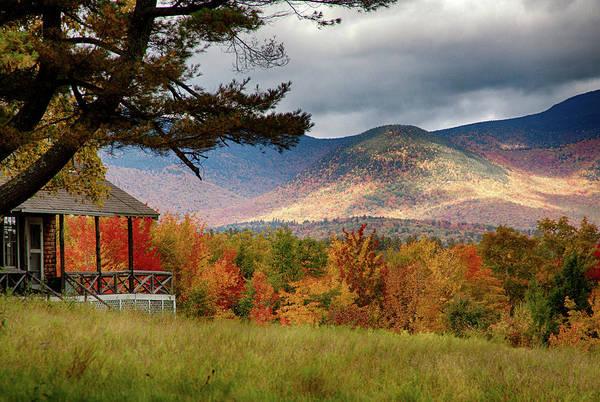 Photograph - Sandwich Mountain Range by Jeff Folger