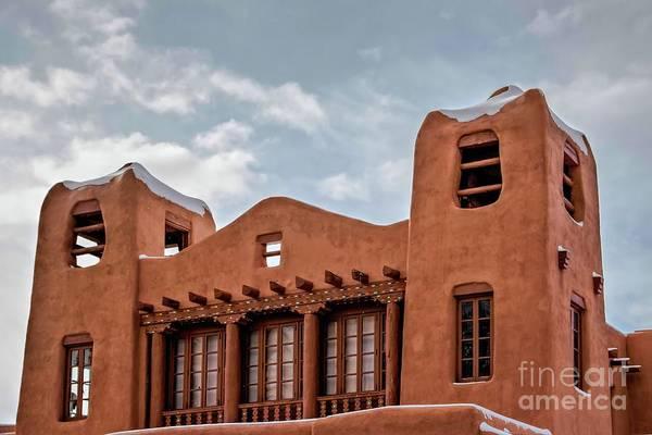 Photograph - Santa Fe Style by Jon Burch Photography