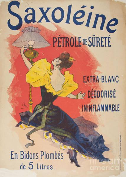 Painting - Saxoleine Petrole De Surete by Celestial Images