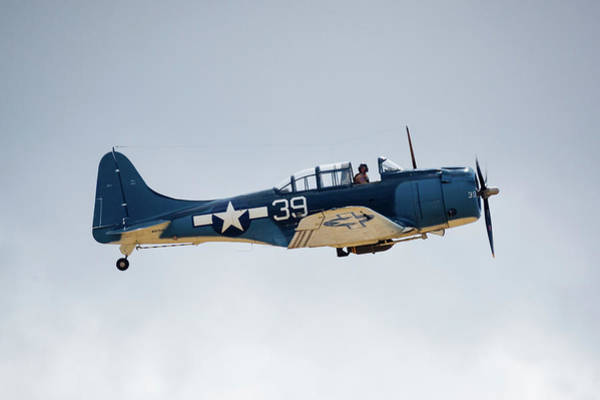Sbd Wall Art - Photograph - Sbd Dauntless by Brian Knott Photography