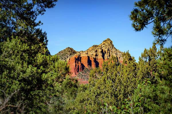 Wall Art - Photograph - Schnebly Hill Road 8 - Sedona Arizona by Jon Berghoff