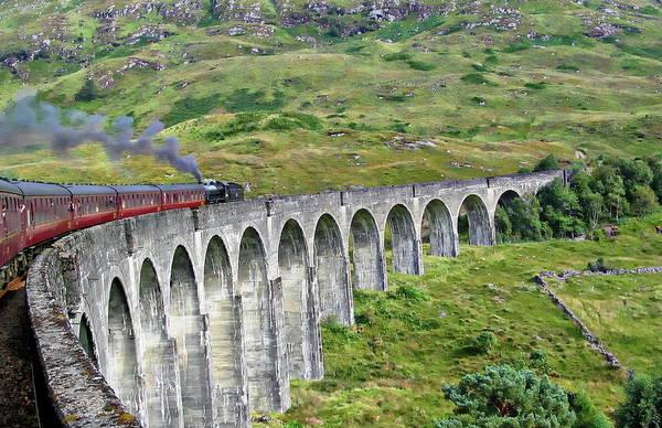 Photograph - Scottish Highlands by Anthony Dezenzio