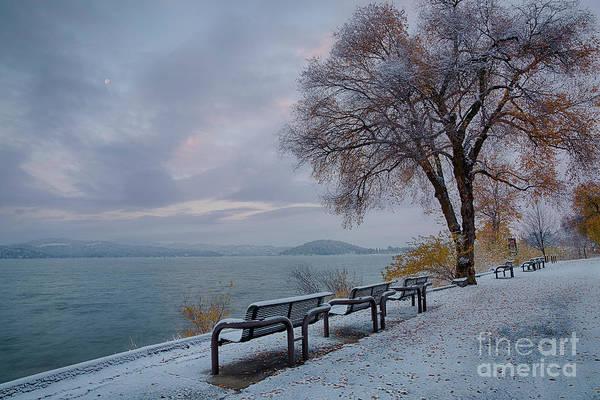 Wall Art - Photograph - Seasons Change by Idaho Scenic Images Linda Lantzy
