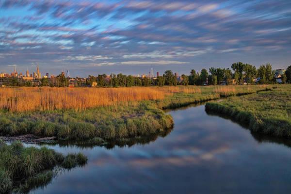 Photograph - Secaucus Greenway Trail Nj by Susan Candelario