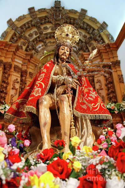 Acores Photograph - Senhor Bom Jesus Da Pedra by Gaspar Avila